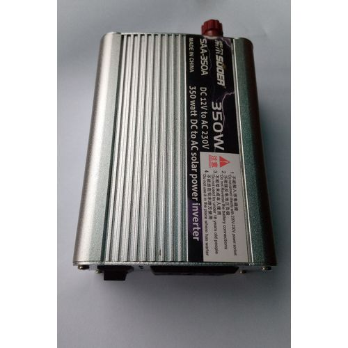 12volts 350watts Inverter