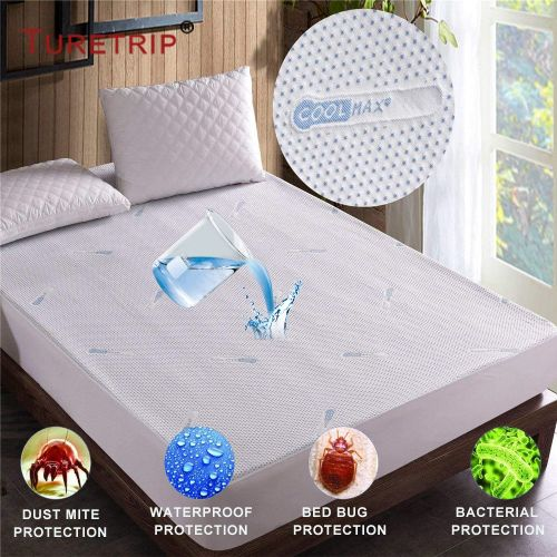 Fashion Bedding Cool Waterproof Mattress Cover -140x200cm