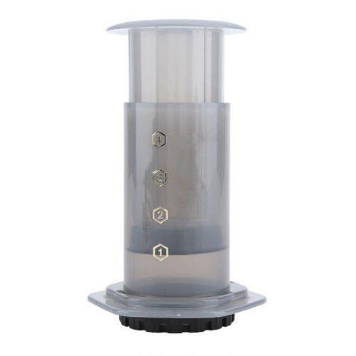 Hand Press Portable Homemade PP Coffee Tea Press Pot Home Office Set