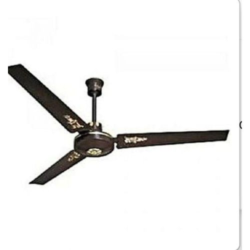 "56"" Ceiling Fan - Brown"