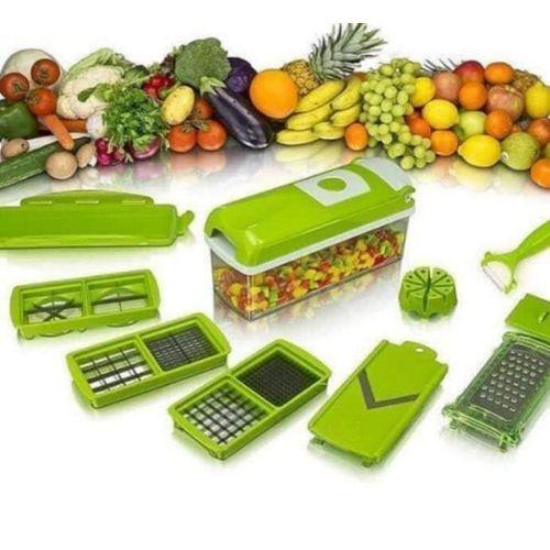 Multipurpose 12in1 Kitchen Dicing Set