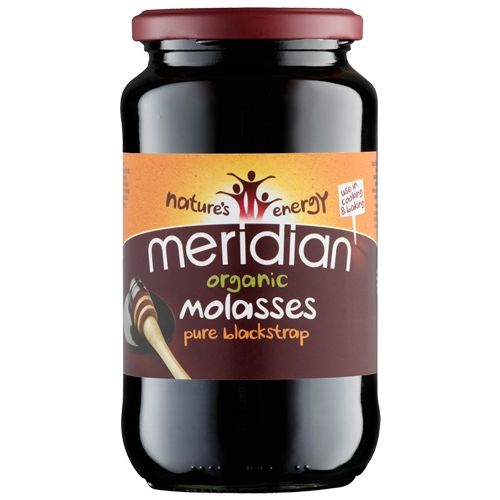 PURE ORGANIC BLACKSTRAP MOLASSES 740G (Unsulphured)