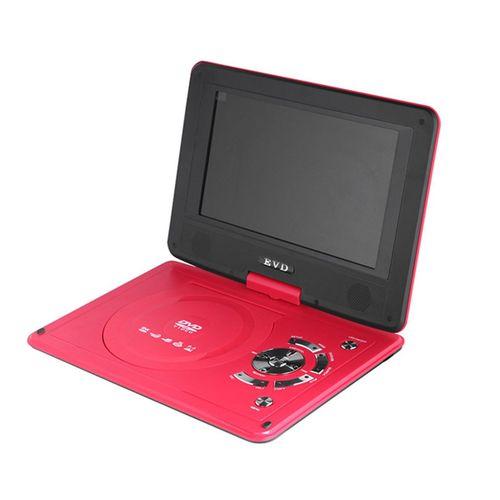 9.8'' 15W Portable 270 Degree DVD Player DivX/SD/ Swivel Game Video USB SD Slot