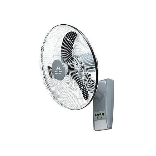 Rechargeable 16''' Wall Fan With Remote With Solar Panel