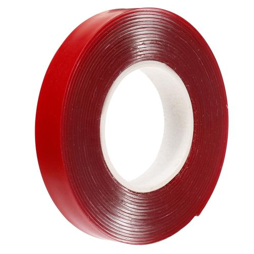 3m Strong Acrylic Adhesive Film 12mm 3M4910VHB Double Sided Tape For Glass High Temperature Resistant Non-trace