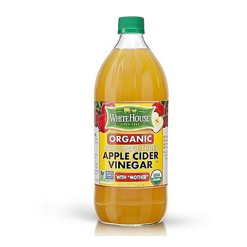 Apple Cider Vinegar Organic Raw Unfiltered With Mother 473ml