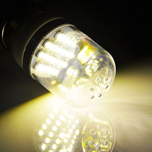 New 24LED E27 SMD3528 Cool/Warm White Corn LED High Power Light Lamp Bulb 2W