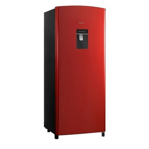 Fridge With Water Dispenser 176 Ltrs Red Color-REF23RSDR