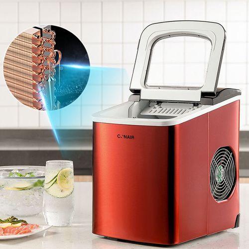 Household Convenience Ice Machine Round Shape