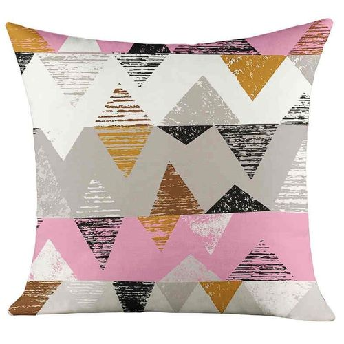 Nordic Style Decoration Geometric Pattern Throw Cushions
