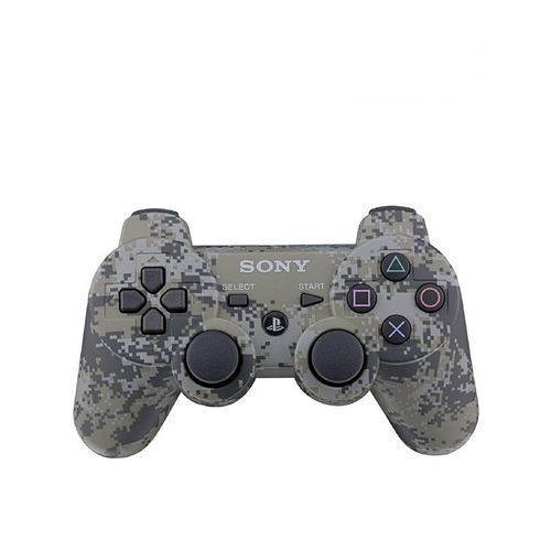 PS3 DualShock 3 Wireless Controller Pad - Camo