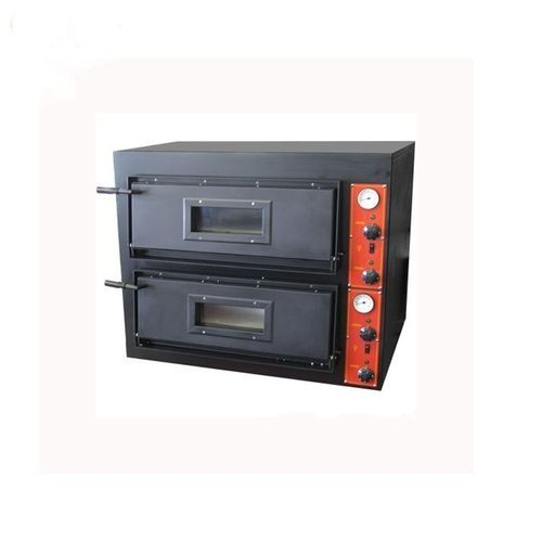 Deck Oven For Biscuit And Pizza With Double Deck