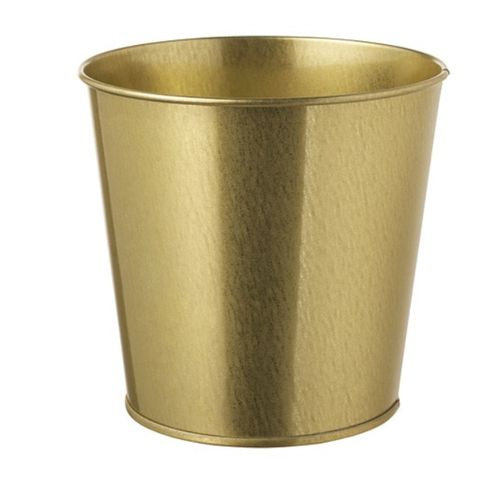 DAIDAI Plant Pot/ Utensil Holder, Brass