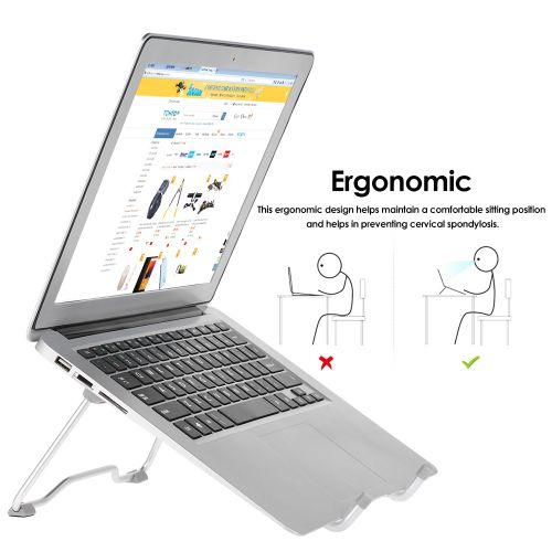 Portable Laptop Stand Foldable Holder Notebook Support