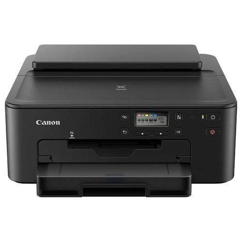 Canon Pixma TS704 Wireless Photo, CD, ID Card And A4 Paper Printer Plus ID Card Tray