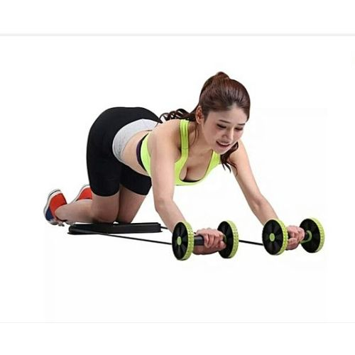 Revoflex Roller Workout Kit For Flat Tommy For Both Male And Female