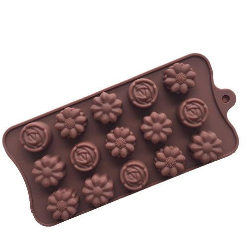 Chocolate Cavity Silicone Cake Mold Baking Ice Tray Mould