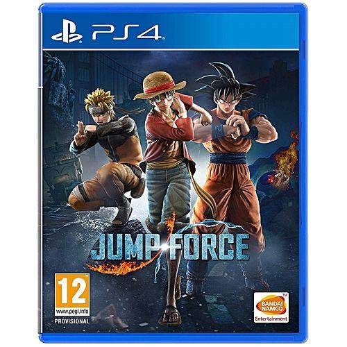 Jump Force PS4 - Playstation 4 Jump Force