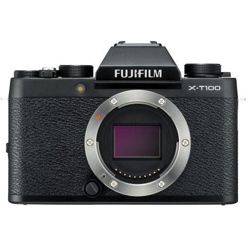 FUJIFILM X-T100 Black