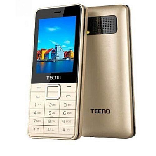 T402, 2.4Inches,Java, Tripple Sim, GSM, Opera Mini, 0.08MP+0.08MP, 1500mAh, Champaign Gold...