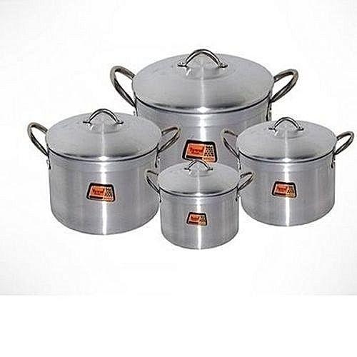4 Set Tower Pots