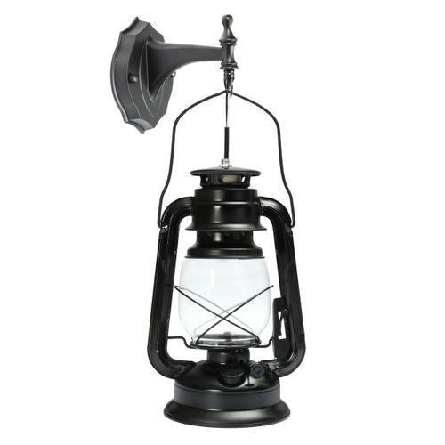 Vintage Garden Wall Light Waterproof Bronze Aluminum Outdoor Lamp Retro Lantern