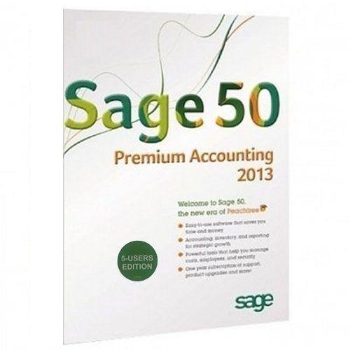 50 Premium Accounting 2013 - 1 User