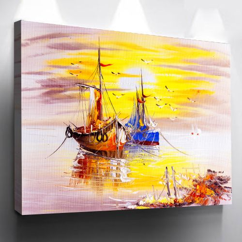 The Sailor Wall Art Painting -