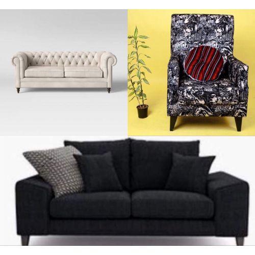 Vendi 7 Seater Fabric Set - Free Lagos Delivery