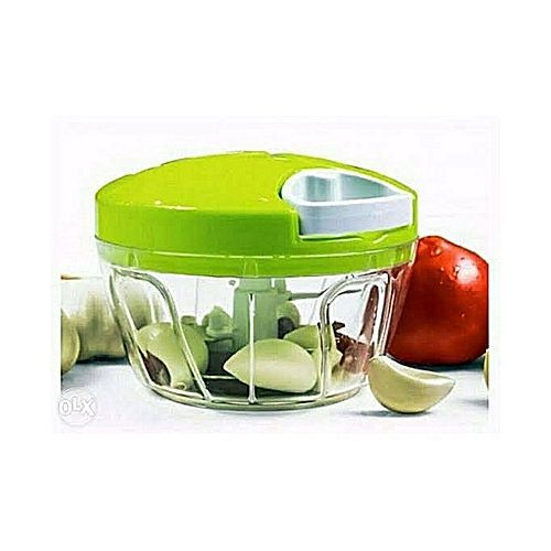 Easy Spin Cutter - Speedy Vegetables And Fruits Chopper