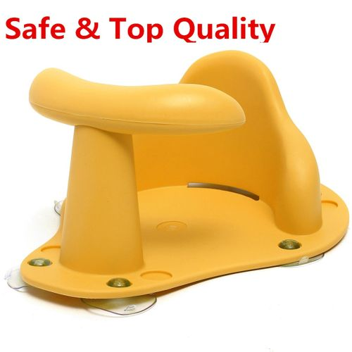 Infant Baby Bath Tub Ring Seat Children Shower Toddler Toys Anti Slip Security Safety Chair
