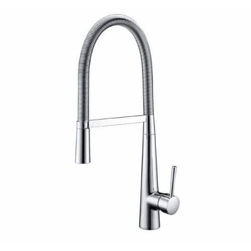 Anti-Rust Sink Mixer - Silver