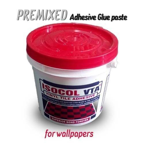 Premixed Wallpaper Adhesive Paste Glue For Wallpapers