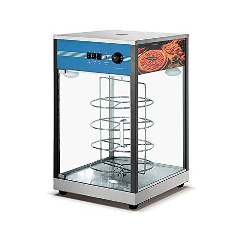 Countertop 4 Layer Pizza Warmer Food Display Cabinet