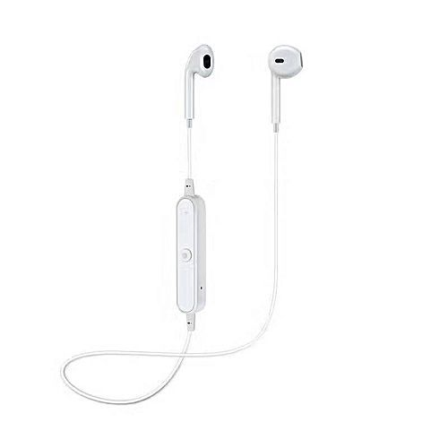 S6 Bluetooth 4.1 Headphone In-ear Sports Music Headset