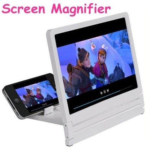 Mobile Phone Screen Magnifier Display Folding Enlarged