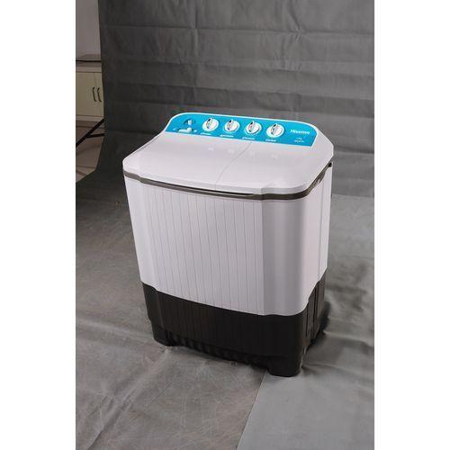 5kg Twin Tub Washing Machine WSJA551 - Wash + Spin + Drain