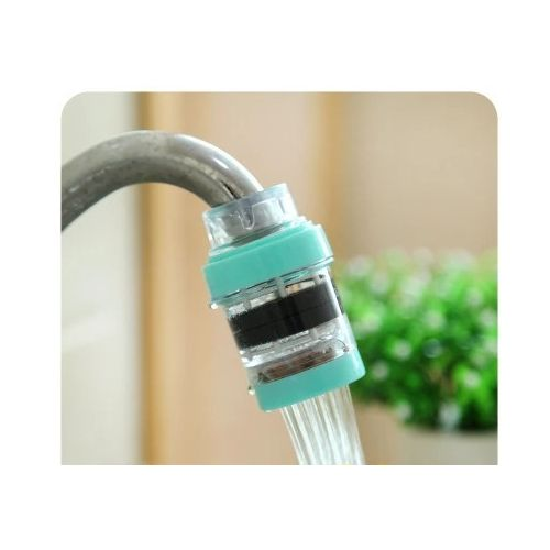 Water Filter Purifier Faucet For Kitchen Tap Easy Install