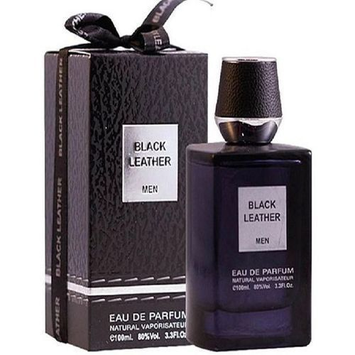 Black Leather Perfume For Men -(100ml)