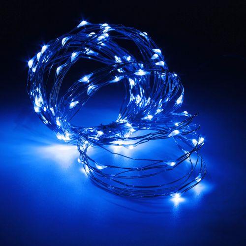 13M 120 LED Solar String Fairy Light Wedding Party Xmas Garden Outdoor Lamp IP67