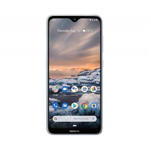 7.2, 6.3-Inch LCD (4GB RAM, 128GB ROM) Android 9.0, (48MP + 8MP + 5MP)+20MP, Dual SIM 4G Smartphone - Ice