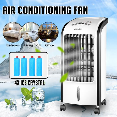 Portable Air Conditioner Fan Humidifier Cooler Cooling System