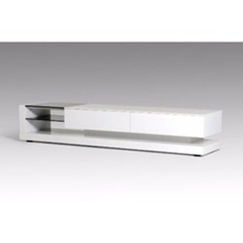 Adio 6 Feet Tv Stand -White (Delivery Within Lagos Only)