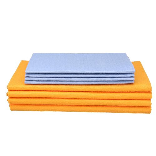 8-Pieces Set Wet & Dry Super Absorbent Towels Kitchen Clean Wash