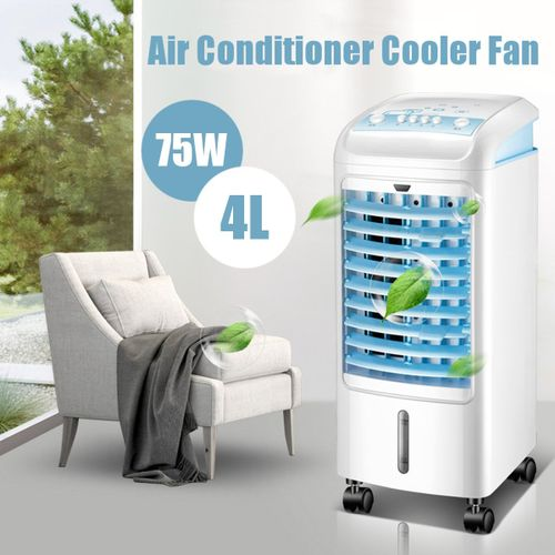 Portable Air Conditioner Cooler Fan Humidifier Conditioning