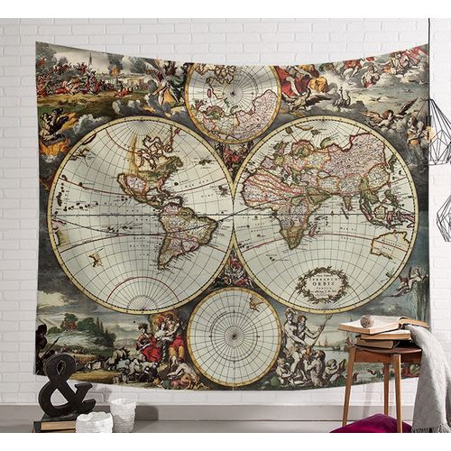 Card Pattern Tapestry Hanging Art Tapestries Home Decor For Bedroom Living Room Dorm Apartment