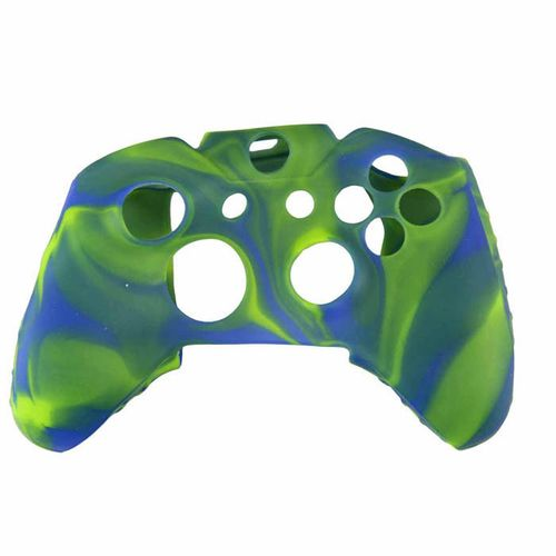 High Quality Camouflage Silicone Skin Case Cover For Xbox One Controller H