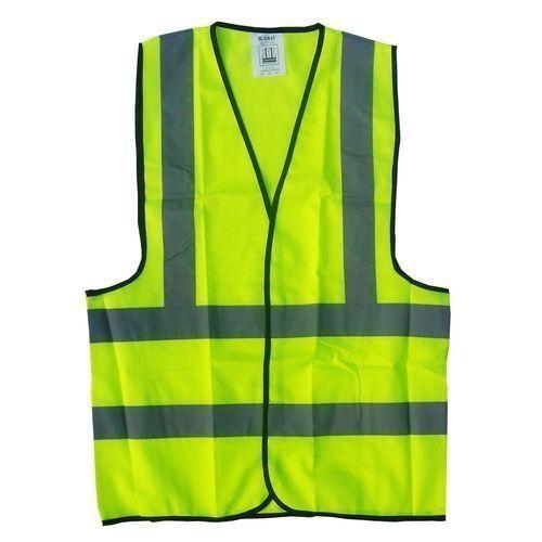 Reflective Safety Jacket Lemon For 12pcs