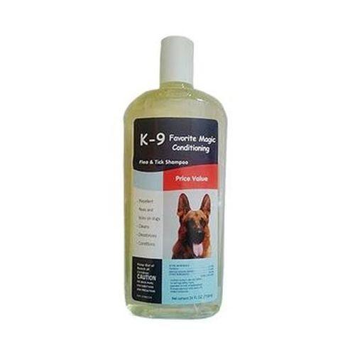 Natural K-9 Shampoo Neutralizer For Ticks & Fleas.