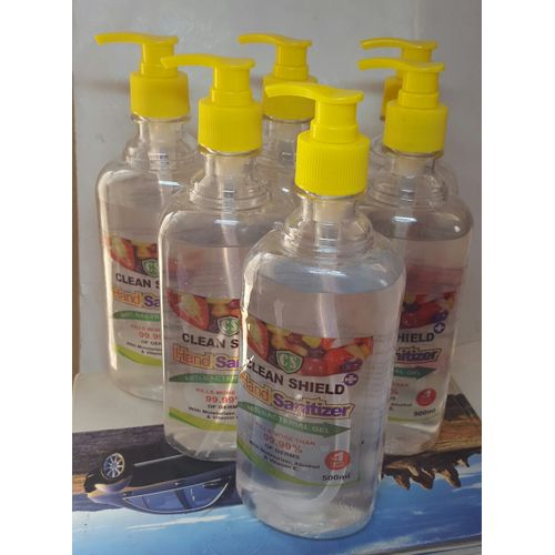 Hand Sanitizer-6Pieces(500ml)